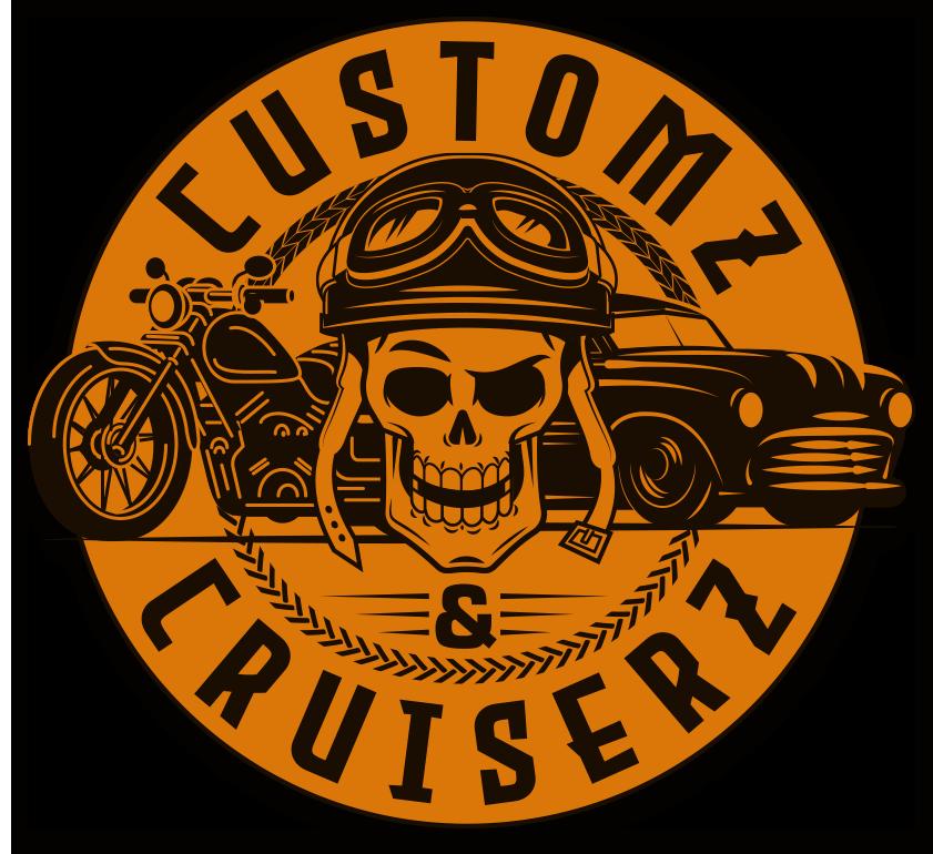 Emblem CUSTOMZ & CRUISERZ