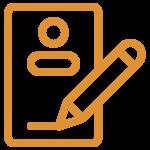 Piktogramm Formular